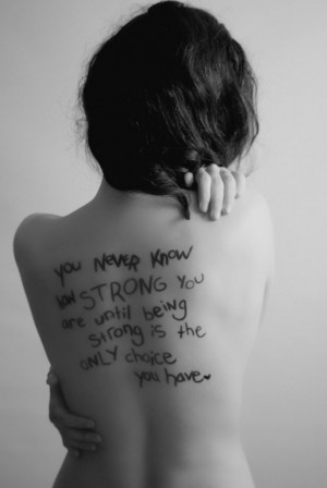 the strength of a woman is the foundation of many things i pay tribute ...