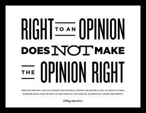 ... day your opinion is the only one that matters it s not selfish to care