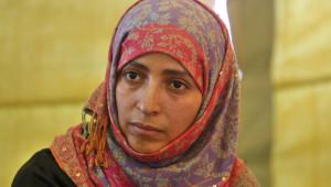 Una mujer musulmana premio nobel de la paz