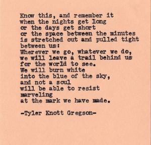 typewriter series #602