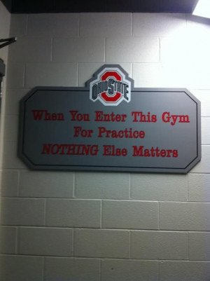 pOWERFUl message by Ohio State