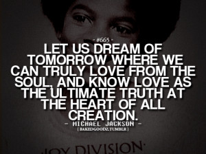 Michael Jackson inspirational and motivational quotes for peace #mjfam
