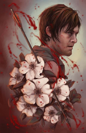 Cherokee Rose. Well this could make a pretty awesome tattoo! It could ...