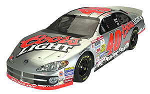 ... was the driver of the number 40 coors light dodge sterling marling