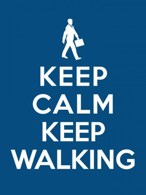 Walking Quotes
