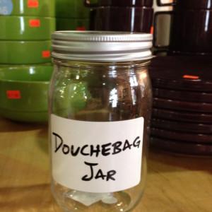 Like a swear jar, only better.