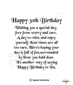 60th birthday 10x4 verse photo frame view item happy 90th birthday ...