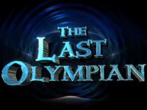 The Last Olympian (Percy Jackson & The Olympians, Book #5)