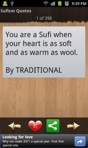 Sufism is defined as