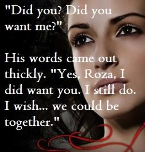 Vampire Academy - Quotes photo RoseHathaway.jpg