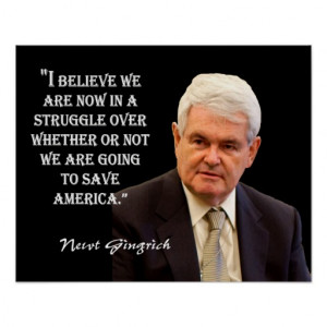 Newt Gingrich Quote -