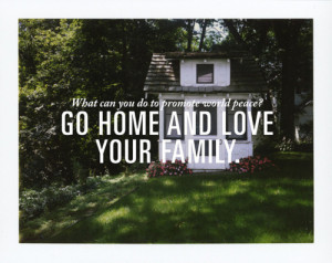cool, family, find, go home, home, love, quote, text, typography ...