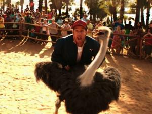 adam sandler ostrich blended
