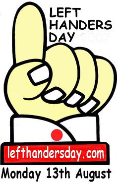 left handers day | Happy Left-Handed Day! Who Are Some Famous Left ...