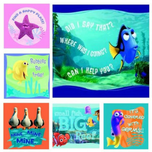 Famous Finding Nemo quotes