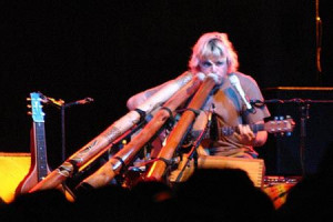 Xavier Rudd!!! AMAZING MUSICIAN! Need to check out...