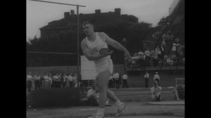Al Oerter, Discus Throwing, World Record, Athletic, Chicago ...