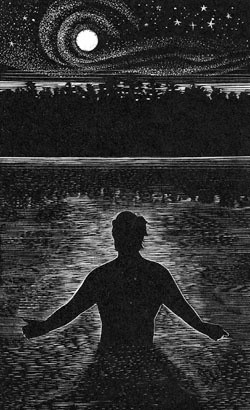 Michael McCurdy, wood engraving