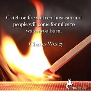 Charles Wesley...