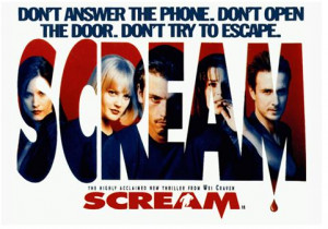 scream 1996 quotes quotesgram