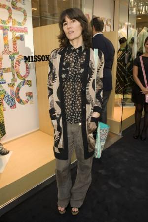 Bella Freud Bella Freud attends the Missoni For Hoping Foundation