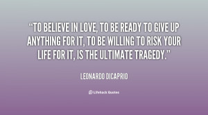 Ready for Love Quotes