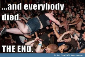 fat girl stage dive meme funny pics pictures pic picture image photo ...