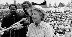 Mujeres que han hecho historia: Helen Suzman