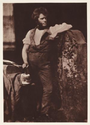 Hugh Miller Scottish geologist c 1850s