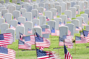 Memorial Day Promise to My Family