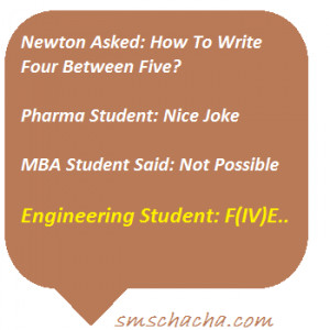 Funny Engineering Student