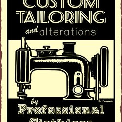 Alterations Master Tailor Shop - Tailoring and Alterations - New York ...