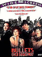 New listing Bullets Over Broadway (DVD, 1999)