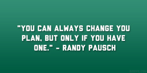 Specific Dreams Dream Big Without Fear Randy Pausch
