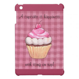 Cute Cupcake Quotes Gifts - T-Shirts, Posters, & other Gift Ideas