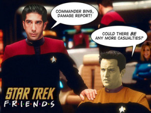 Star Trek -Star Trek Friends