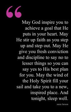 End of Day Blessing, followed by the Lord Prayer. Good Night! More
