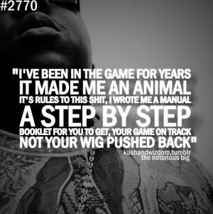 Biggie #10 Crack Commandments #Lyrics