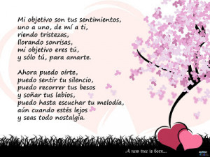 Love Quotes For Your Boyfriend In Spanish. QuotesGram
