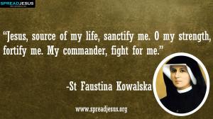 Faustina Kowalska QUOTES HD-WALLPAPERS DOWNLOAD:CATHOLIC SAINT QUOTES ...