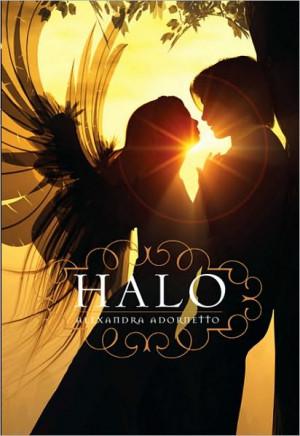 Un libro que a mí me gusta mucho es Halo , de Alexandra Adornetto .