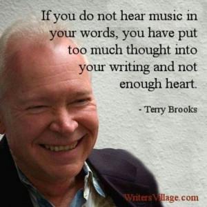 Terry Brooks ~