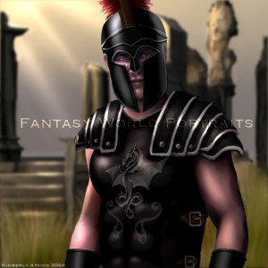 Roman Warrior Jucstice