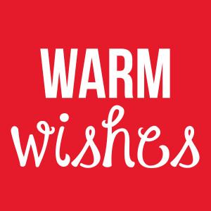 Warm Wishes Free Flowers Gif