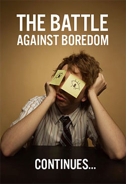 Science Shows You Can Die of Boredom, Literally