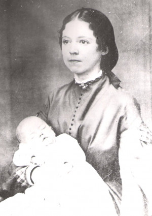 Nellie Millikan With...
