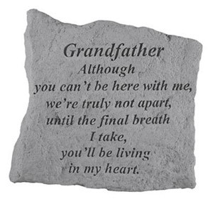 Grandfather - Although You Can't Be Here