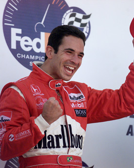 Helio Castroneves Wins His Third Indianapolis 500