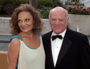 Barry Diller en Diane von Furstenberg doneren $113 miljoen voor nieuw ...