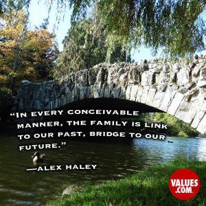 Alex Haley Family Members